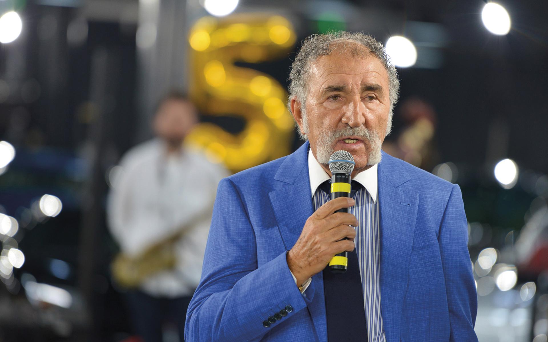 Top Antreprenori - Ion Tiriac