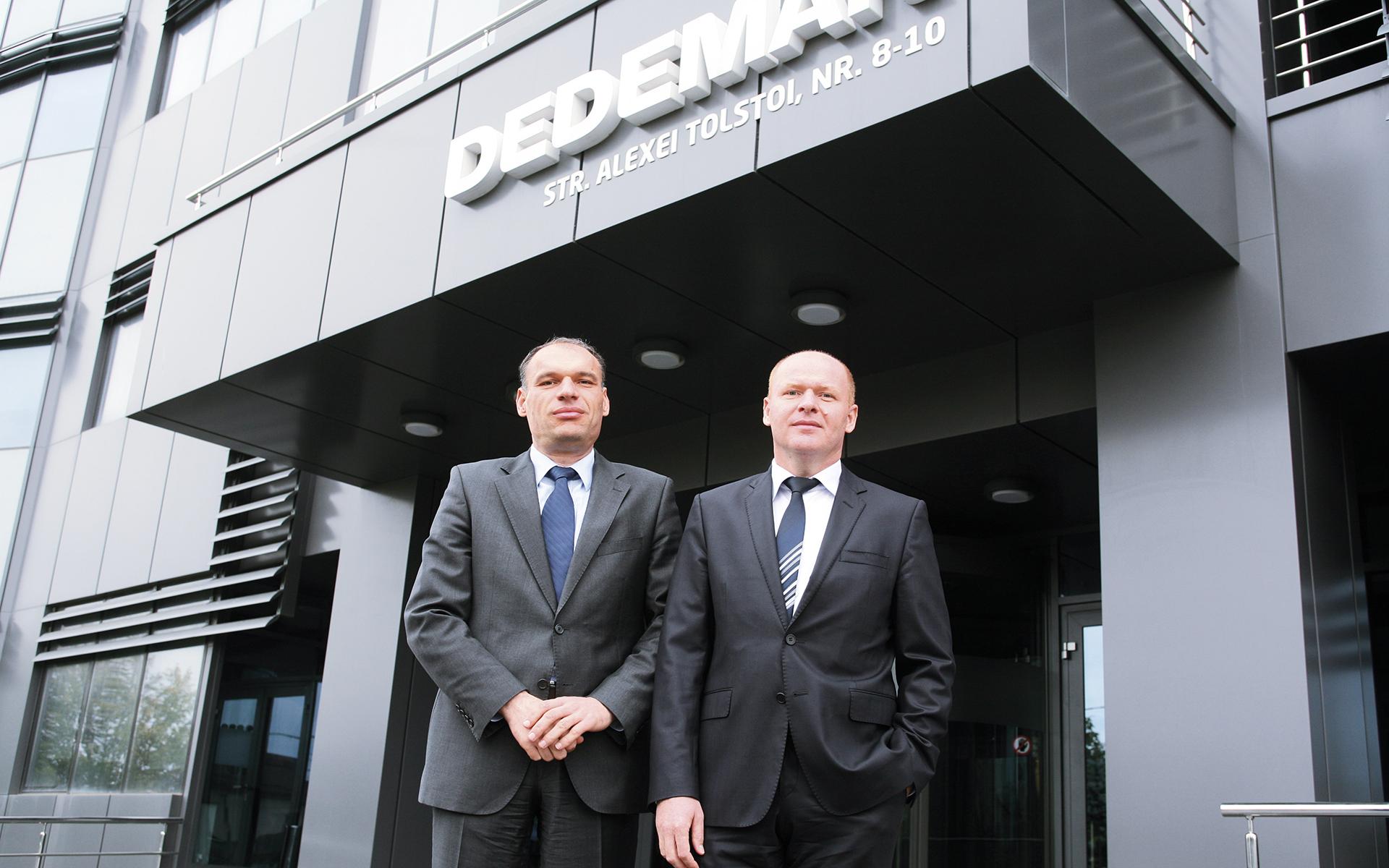 Top Antreprenori - Fratii Paval